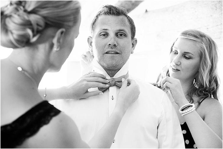 photographe mariage domaine des moures